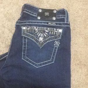 """31""""  is me jeans only wore a few times"""